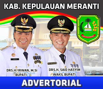 Advertorial Kab. Kep. Meranti